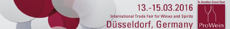 Welcome to the exhibition ProWein in Dusseldorf from13 to 15March 2016in hall 10 at stand В233